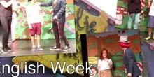 PRIMARIA 4º - ENGLISH WEEK - INGLÉS - ACTIVIDADES