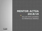 Mentoractua18_19 IES Moratalaz