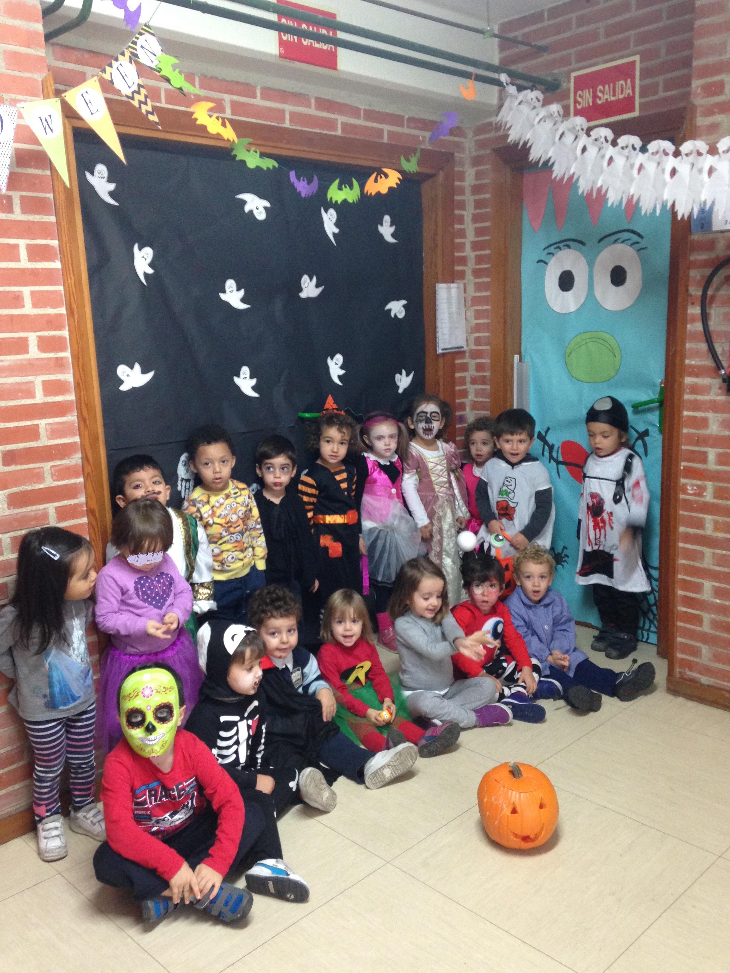 Halloween 2016_infantil 3 años b