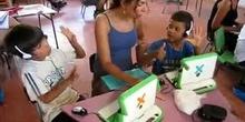 OLPC First Grade -Las Camelias 2