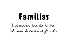 Familias (elaborado por Entre nubes especiales)
