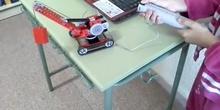 Grúa Lego dacta Technic
