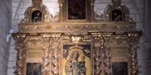 Retablo de la Antigua, Catedral de Badajoz