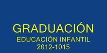 C.E.I.P. ISAAC PERAL GRADUACIÓN E. INFANTIL 14-15