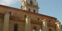 Lateral de la Catedral Magistral de Alcalá de Henares