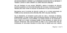 Reconocimiento Ayuntamiento Alcorcón