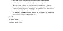 Campañas del Joaquín Rodrigo