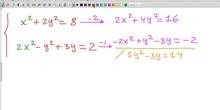 Sistemas no lineales (III)