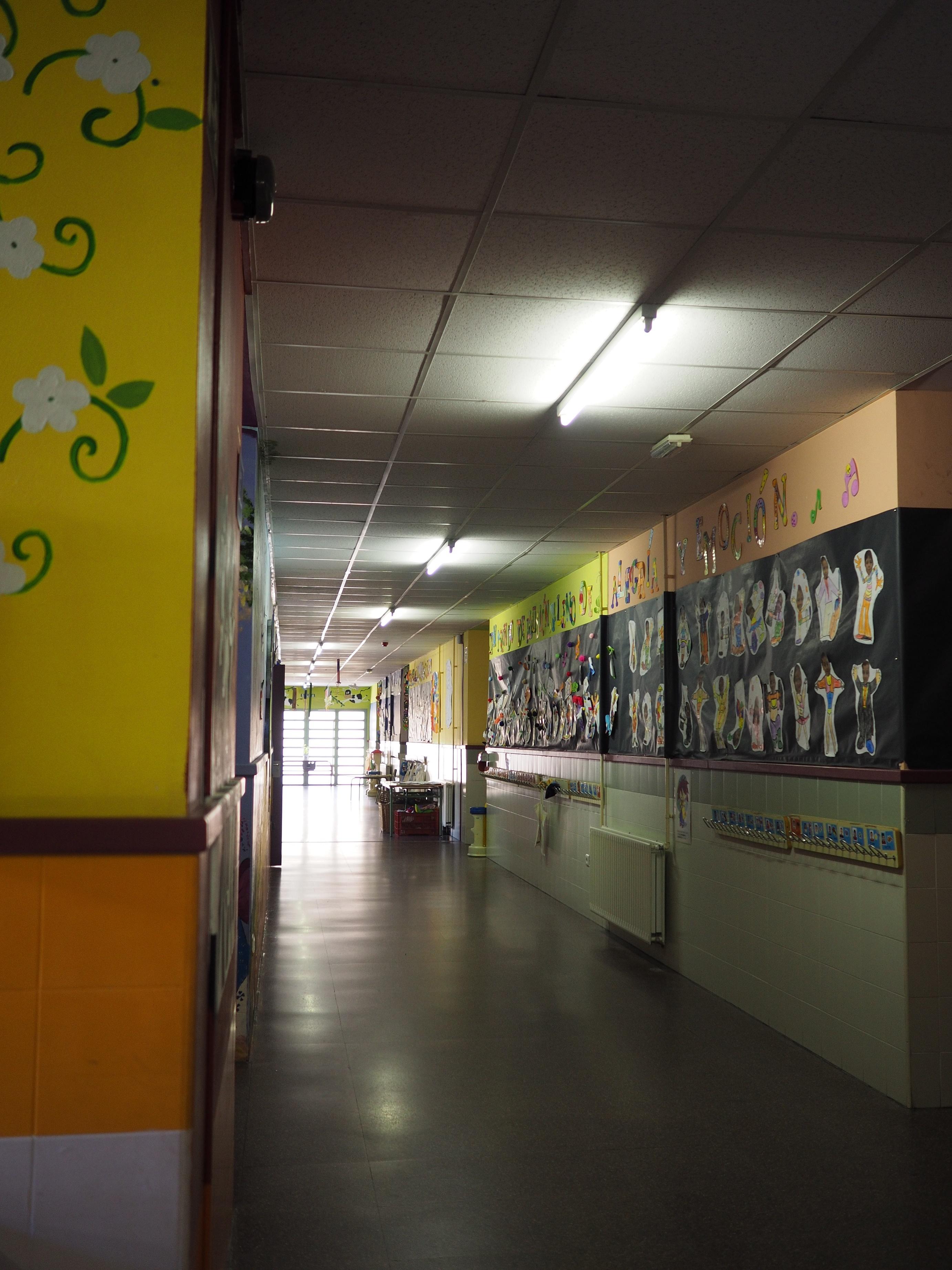 Instalaciones CEIP El Jarama 1