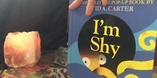 I'm shy - Storytelling