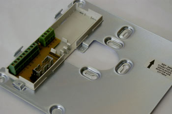 Conector de vídeo de portero automático montado
