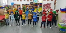 Infantil 5 A prepara la Navidad a todo ritmo (2)_CEIP FDLR_Las Rozas
