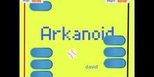 Scratch - Arkanoid