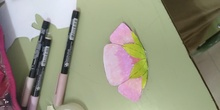 Vídeo elaboración de flores 2