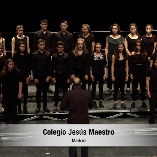 Acto de clausura del XIV Concurso de Coros Escolares de la Comunidad de Madrid 30