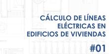 Cálculo de líneas eléctricas en edificios #01