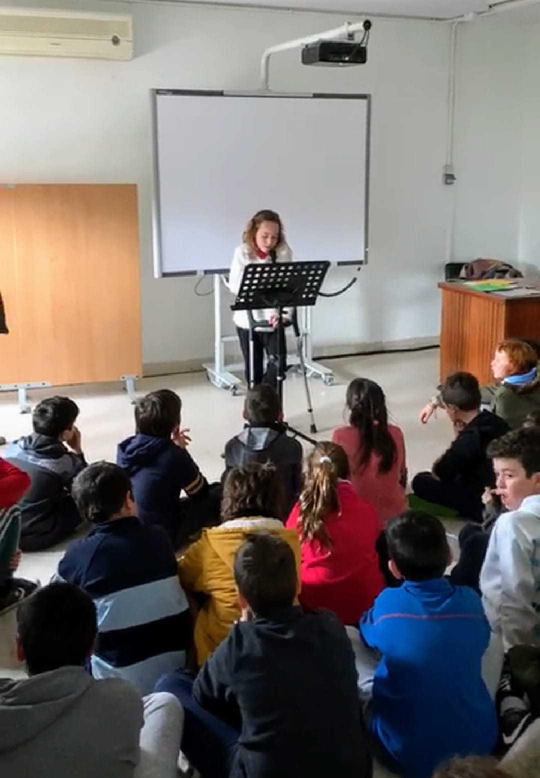 2019_02_01_Concurso de Cuentos de 5º de Primaria_CEIP FDLR_Las Rozas