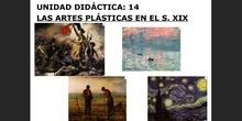 UD14. Las artes plásticas en el S. XIX. Romanticismo y Realismo