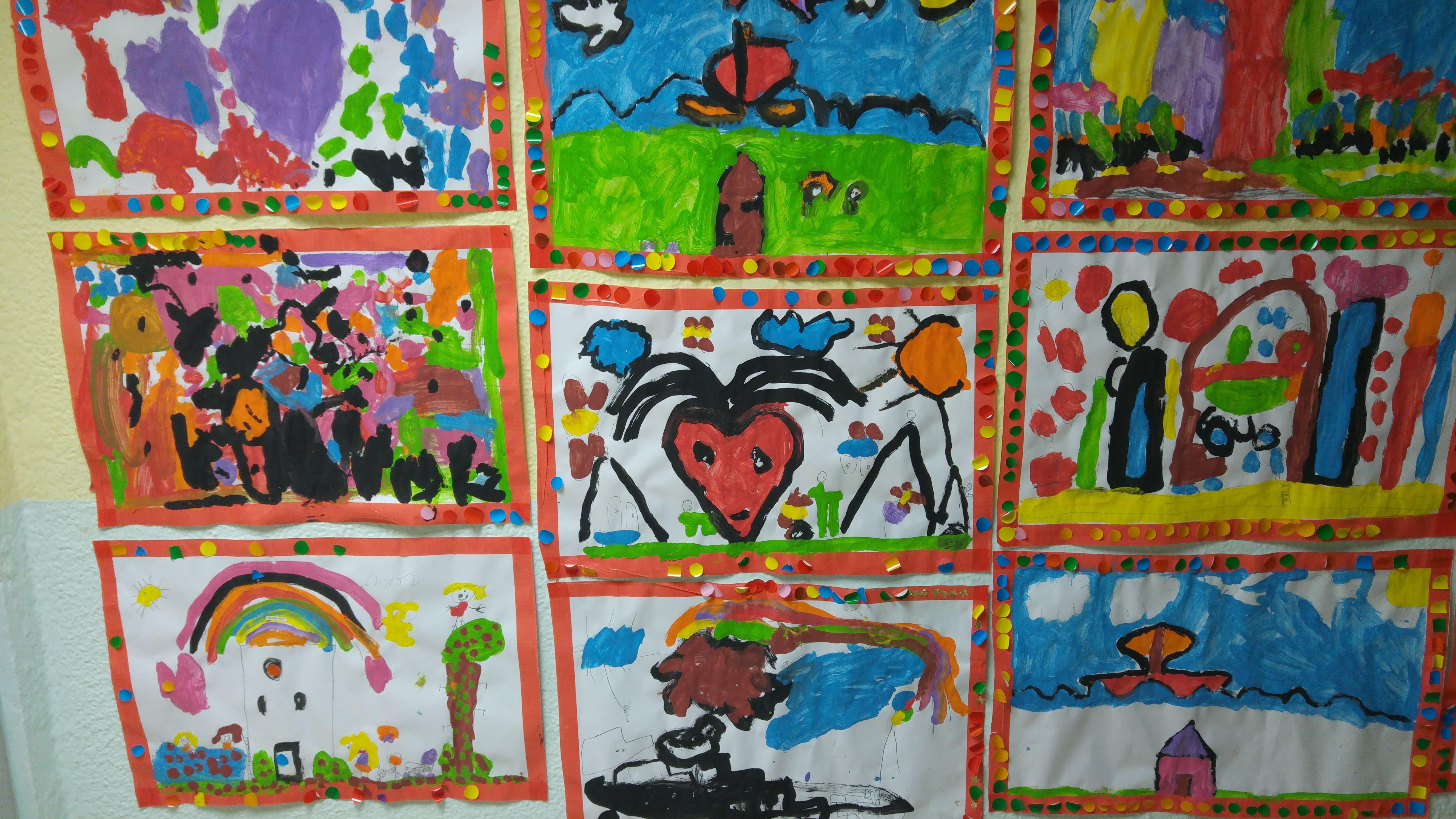 TALLER DE PINTURA CREATIVA ED. INFANTIL 17
