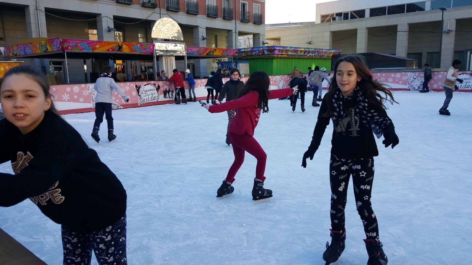 Patinaje sobre hielo 7