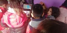 Visita al Berceo I de los alumnos de Infantil 4 años. 3