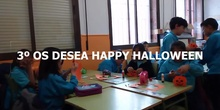 3º OS DESEA HAPPY HALLOWEEN
