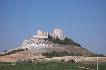 Castillo de Peñafiel, Valladolid