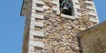 Torre de la iglesia de Nuestra Señora del Carmen en Valdemanco