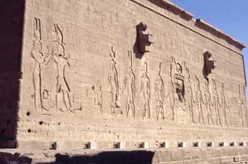 Templo de Hathor, Dendera