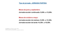 JORNADA - CEIP FERNANDO EL CATÓLICO