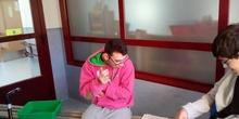Vermicompostaje en el Vicente Ferrer