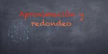 PRIMARIA - 5ºA - APROXIMACIÓN Y REDONDEO - FORMACIÓN