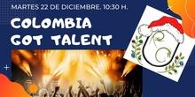 """Concurso """"Colombia Got Talent"""" Navidad 2020 CEIP República de Colombia"""