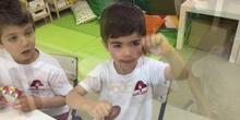 INFANTIL 5 AÑOS A - INSTRUMENTOS MUSICALES - MÚSICA - FORMACIÓN