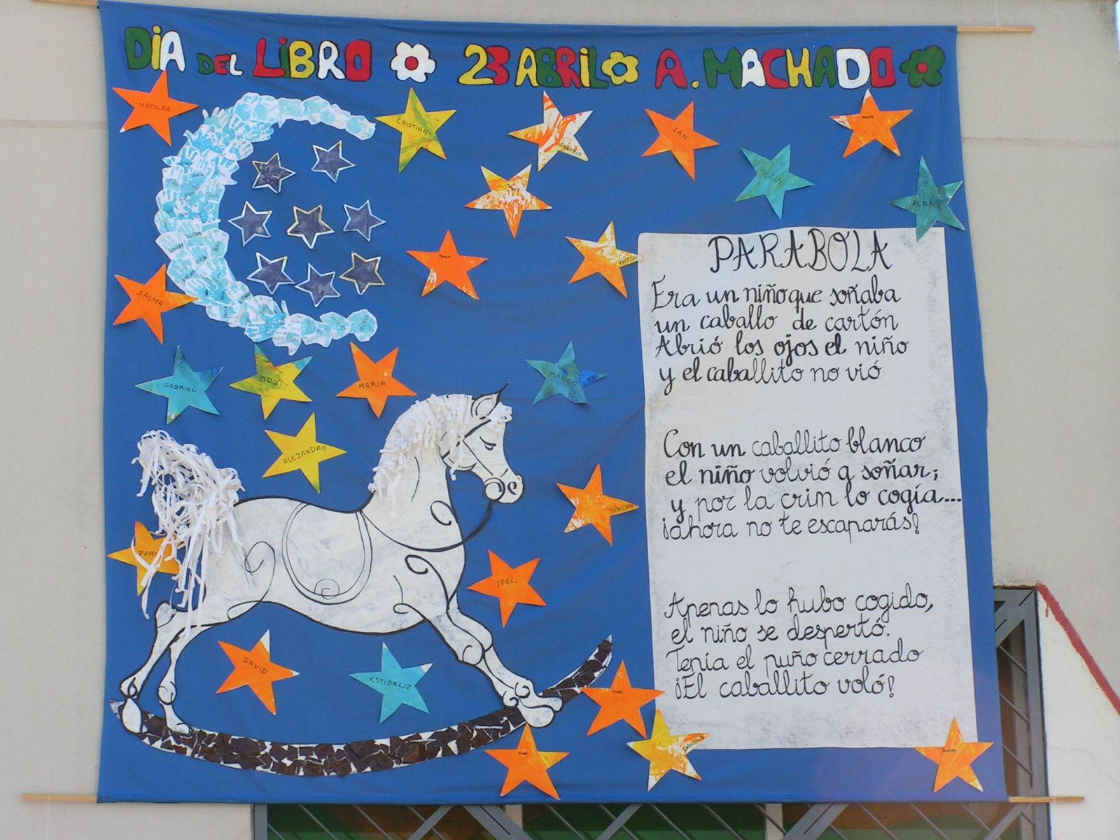 Pancartas del Día del Libro 4
