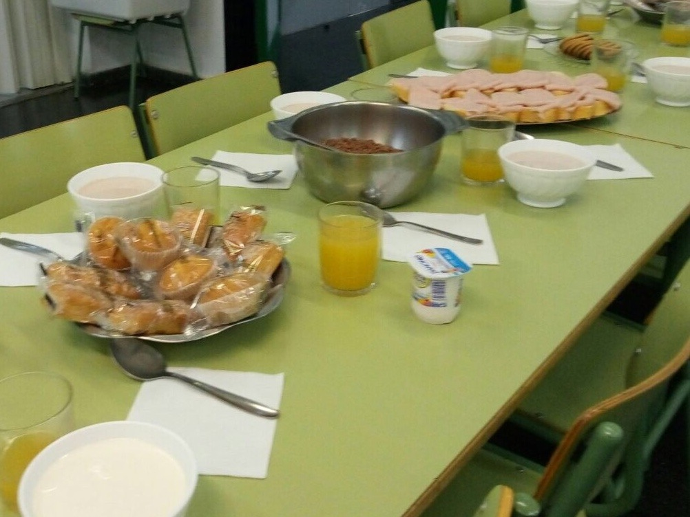 Desayuno Escolar 3