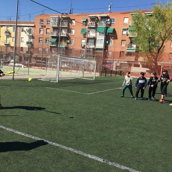 MAÑANAS ACTIVAS. Polideportivo San Vicente de Paul. 7