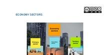 Economy sectors