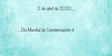 Día mundial del autismo 2020. Joaquín Costa