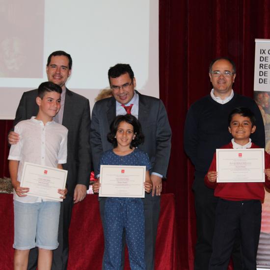 Entrega de los premios del IX Concurso de Narración y Recitado de Poesía 31