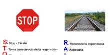 Stop - Rail