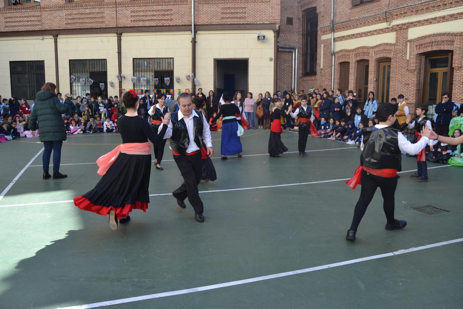 Jornadas Culturales y Depoortivas 2018 Bailes 3 20