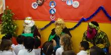 Visita de los Reyes Magos 1. Curso 19-20 4
