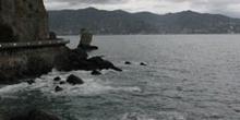 Acantilado en Liguria