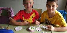 Juegos matemáticos 3º de primaria 1