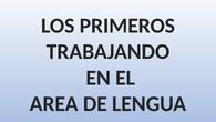 1º TRABAJANDO LENGUA. CEIP PINOCHO 2017/18