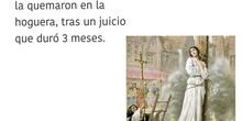 SECUNDARIA - 2º ESO - JUANA DE ARCO - CARLOS R. - MUJERES PARA LA HISTORIA2 - ACTIVIDAD
