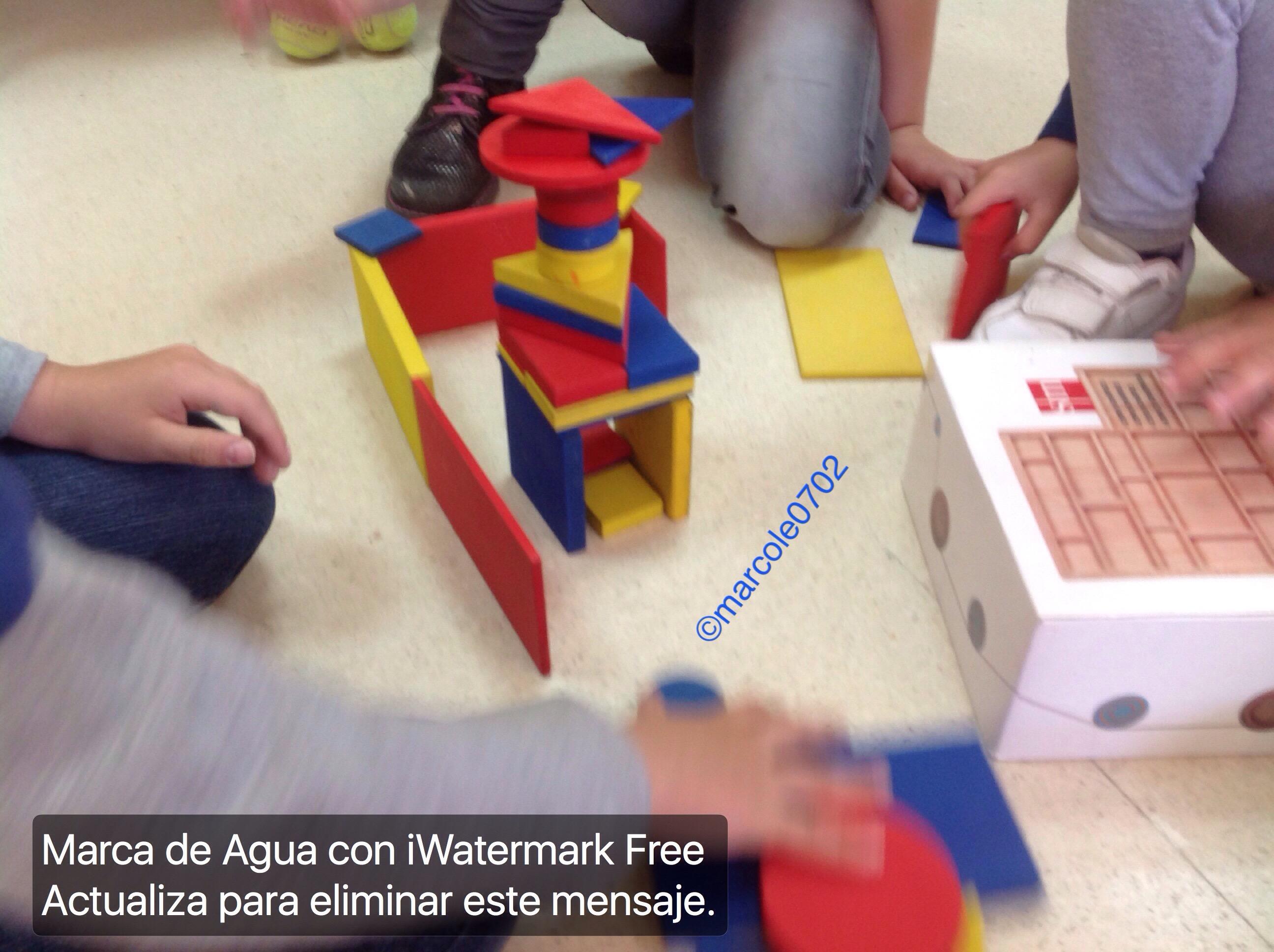"""Proyecto """"Ciudad matemática"""""""