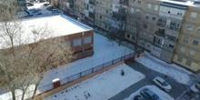 Nieve en el Larra
