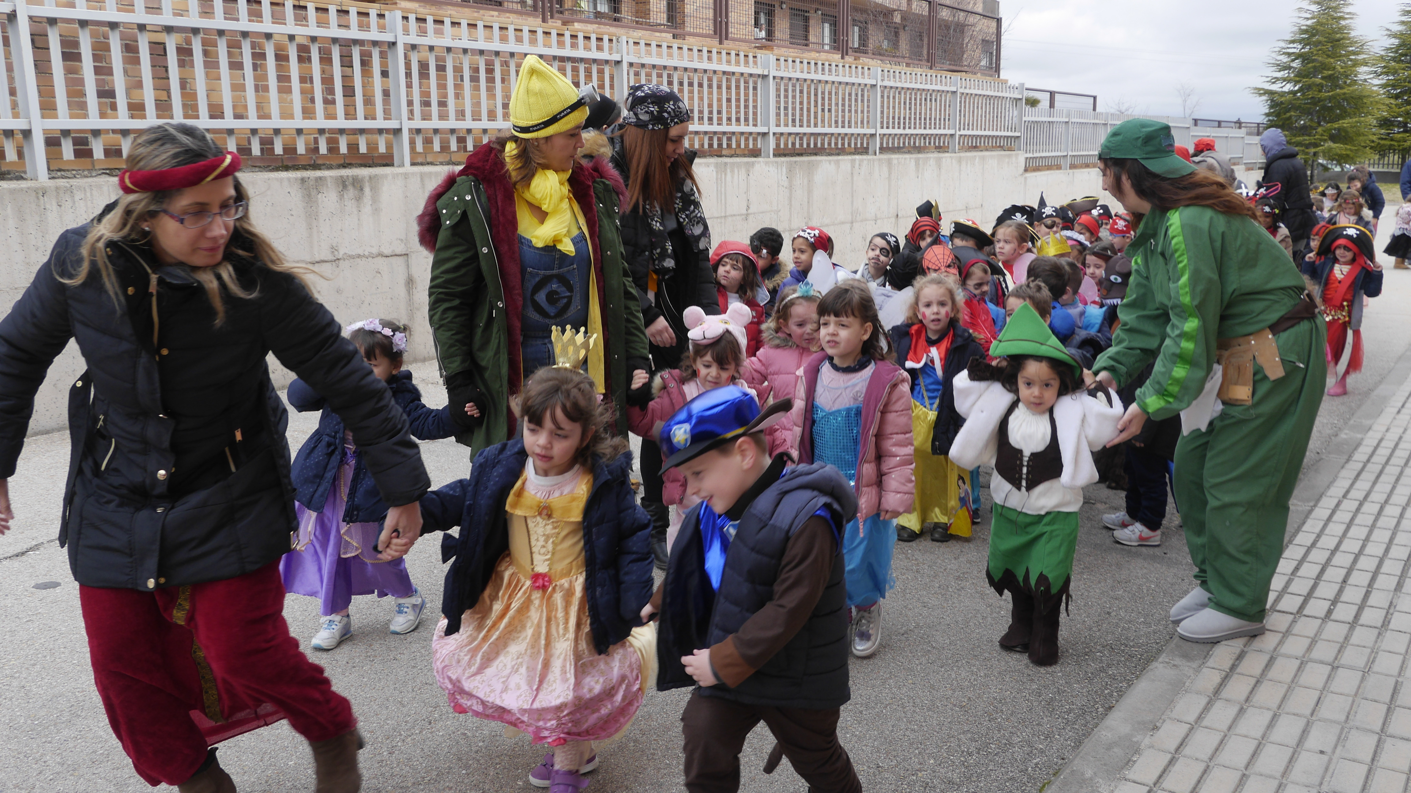 Pasacalles Carnaval 2018 6